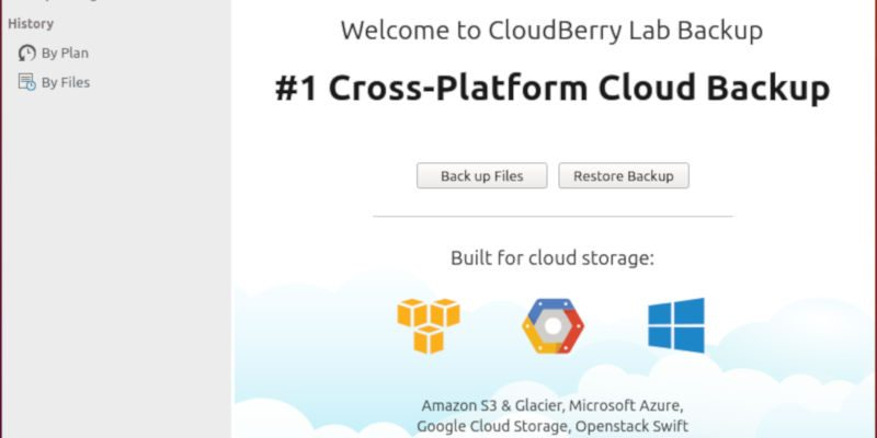 Backup and Restore Your Linux Desktop with CloudBerry Backup