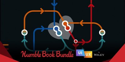 Pay What You Want to Learn Design with the Humble Book Bundle: UI/UX by Wiley