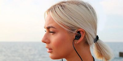 Noise-Canceling TREBLAB N8 Sport Bluetooth Earbuds for Less than $30