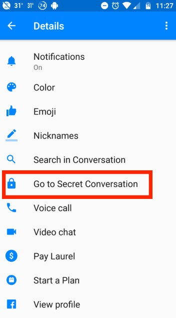 fb-messenger-secret