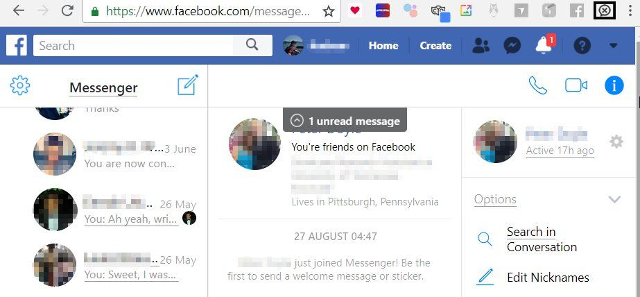 How to Bulk-Delete Messages from Facebook Messenger - Make