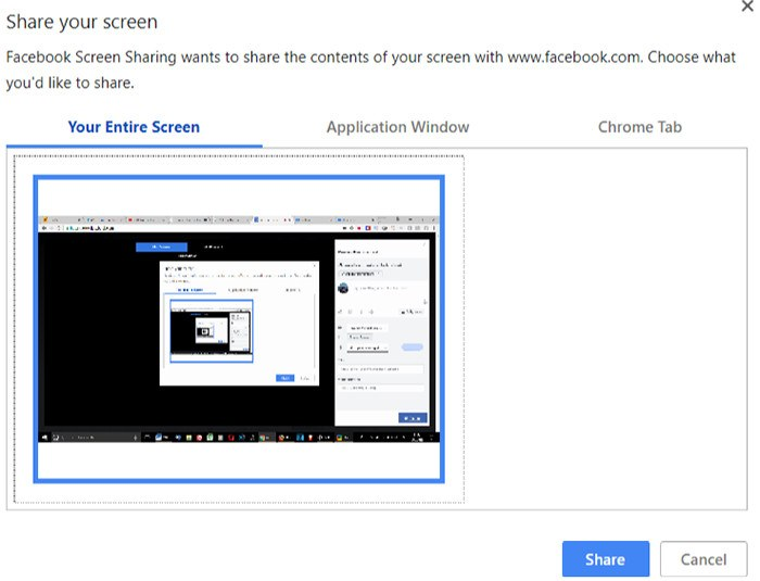 facebook video calling download chrome