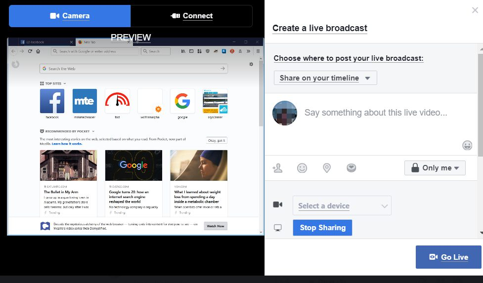 How to Share Your Screen with a Facebook Friend - Make Tech