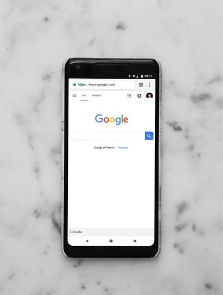 news-goole-search-phone