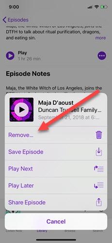 podcast-playlist-ios-remove