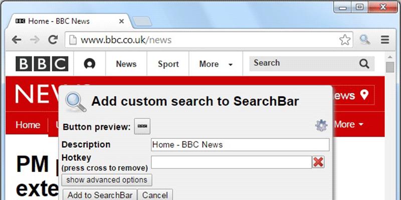 searchbar-featured