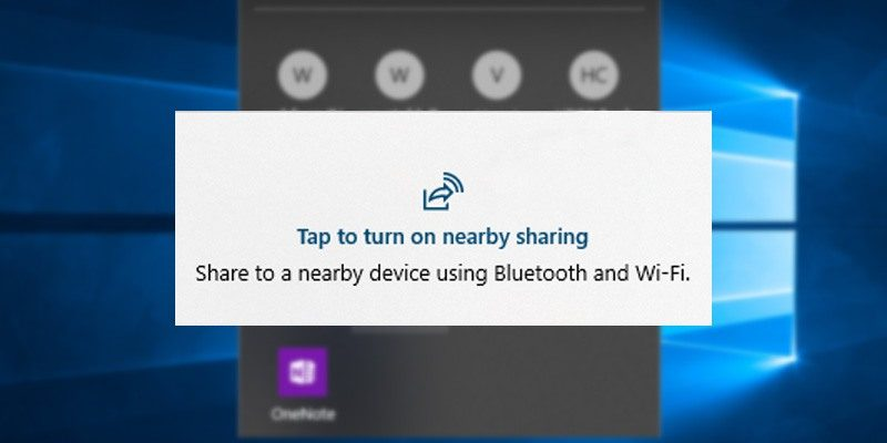 How to Disable Shared Experience Feature in Windows 10