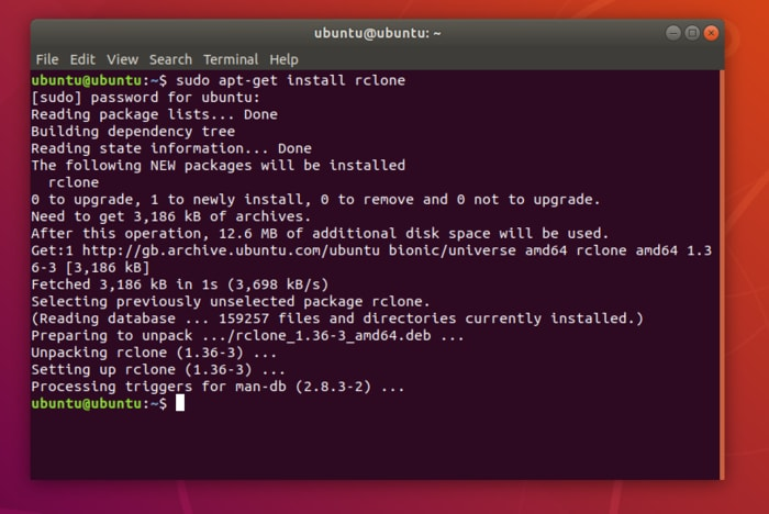 Using Rclone to Sync to Multiple Cloud Storage Providers in Linux