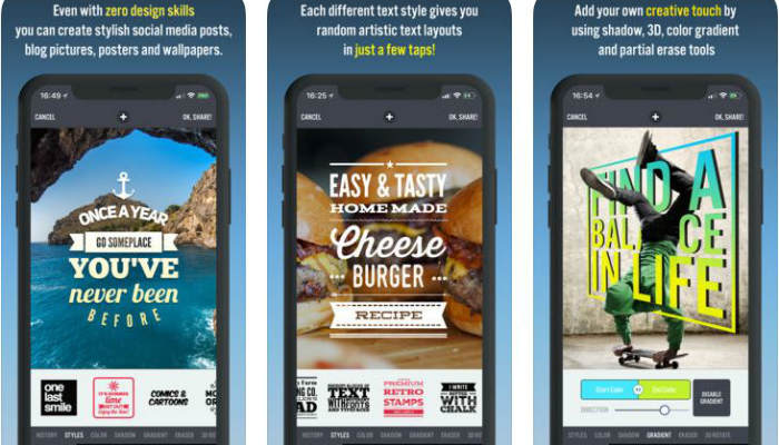 text-app-typorama