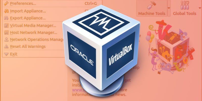 How to Import/Export OVA Files in VirtualBox
