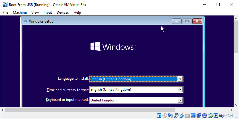 How to Boot an OS from a USB Drive in VirtualBox - Make Tech Easier