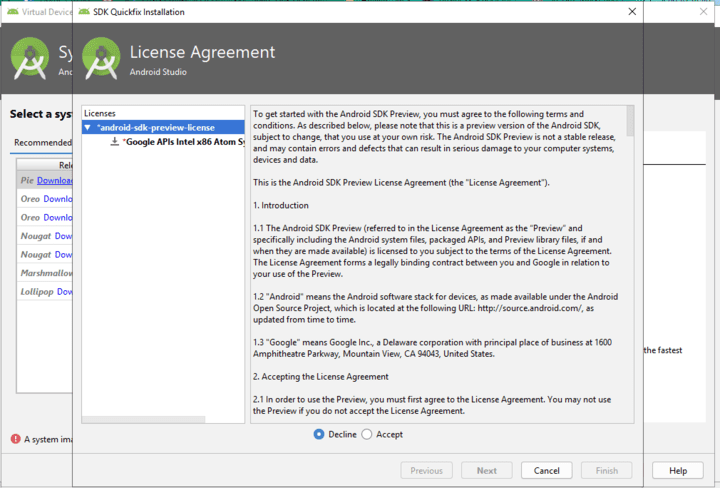 android-studio-accept-license
