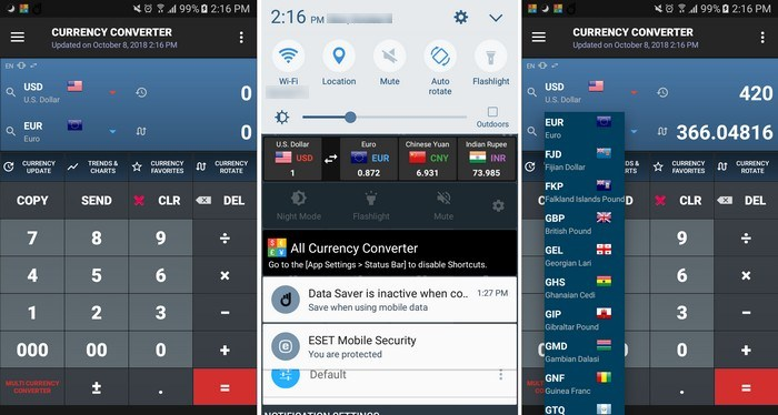 5 of the Best Money Conversion Apps for Android - Make Tech