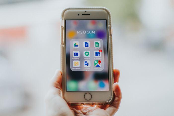 Backup de Iphone como Pro Google Drive