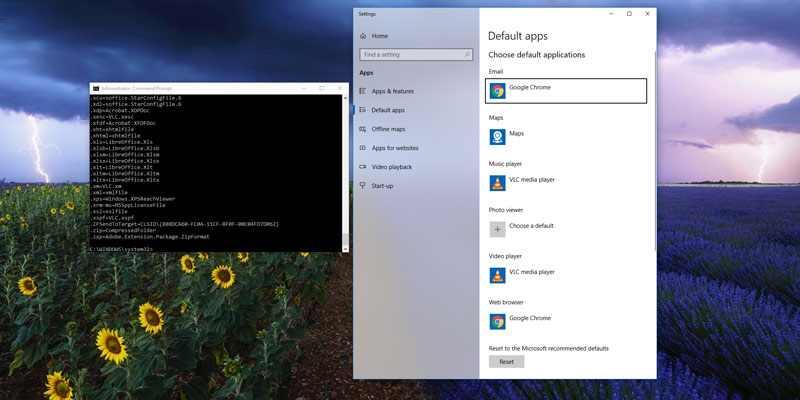 windows 10 types and features