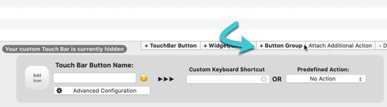 customize-touch-bar-bettertouchtool-add-widget-2