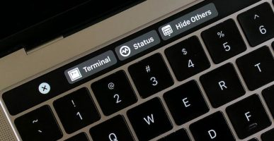 How to Make Your MacBook Pro's Touch Bar Useful