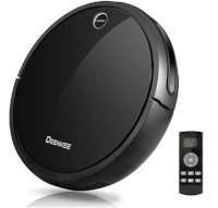 Deenkee Robot Vacuum Cleaner Takes Care Of All Floor
