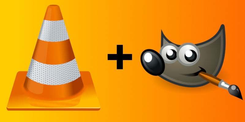 Make GIFs With GIMP and VLC