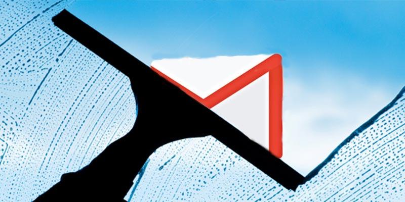 Как очистить и управлять почтовым ящиком Gmail