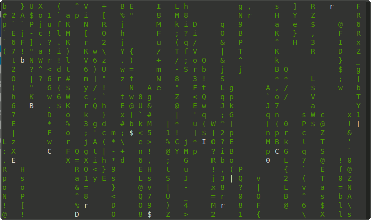 linux-fun-commands-cmatrix