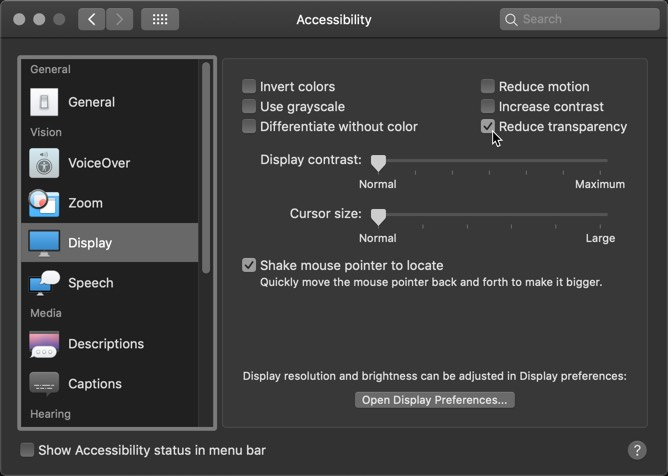 make-dark-mode-darker-accessibility-reduce-transparency