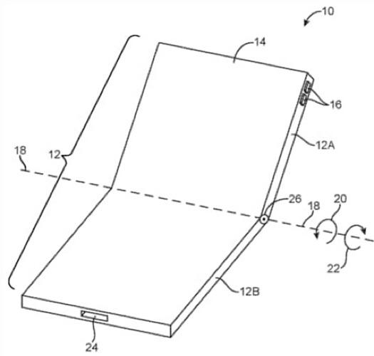 news-apple-foldable-phone-patent-device