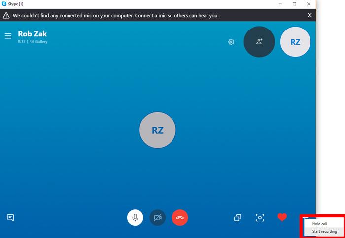 record-skype-calls-windows-10-start-recording