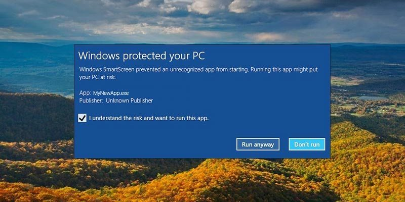 How to Disable SmartScreen Filter in Windows 10 - Make Tech Easier