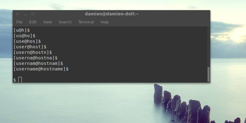 How to Remove User and Hostname in Terminal Prompt - Make