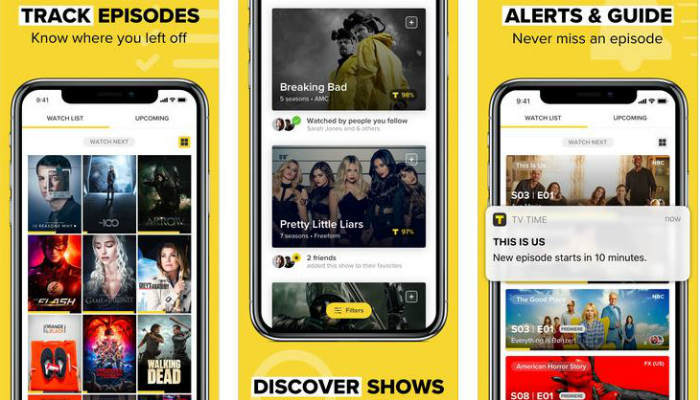 5 of the Best Mobile Apps to Help You Track TV Shows - Make