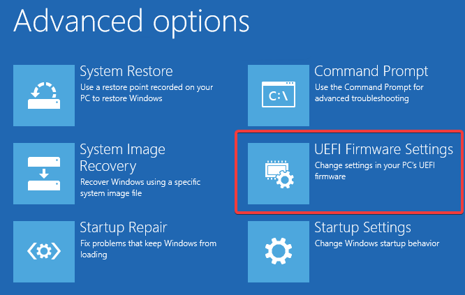 How to Boot into UEFI Directly from Windows 10 - Make Tech