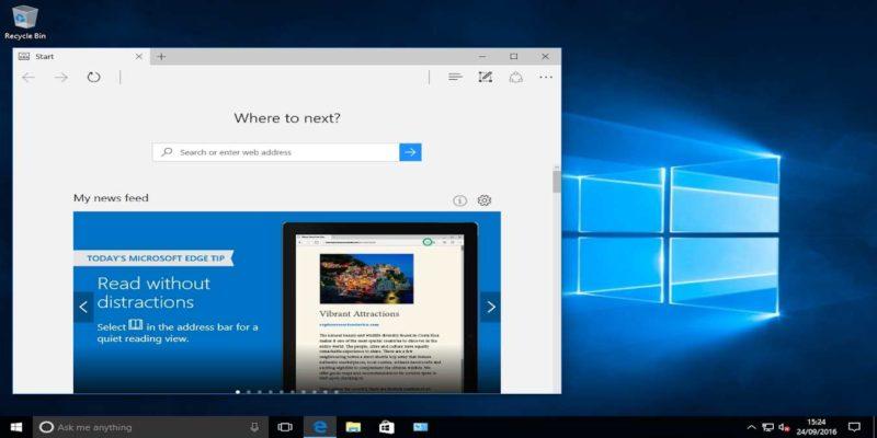 Windows10 Microsoft Edge Featured