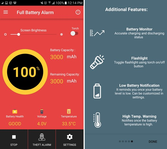 5 Apps that Notify You When Your Android Battery Is Full - Make Tech