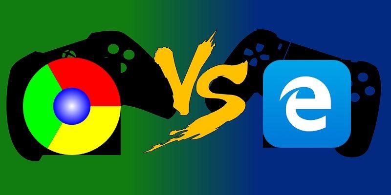 Browser Wars 2018: Microsoft Edge versus Google Chrome