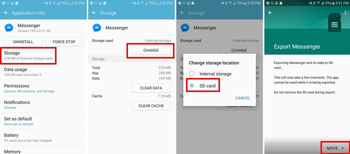 Android Apps Auf Sd Karte Installieren.How To Move Android Apps To Sd Card Make Tech Easier