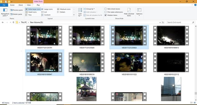 Select Best Video Footage in Windows Movie Maker