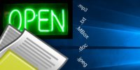 """How to Remove Apps from the """"Open With"""" List in Windows"""