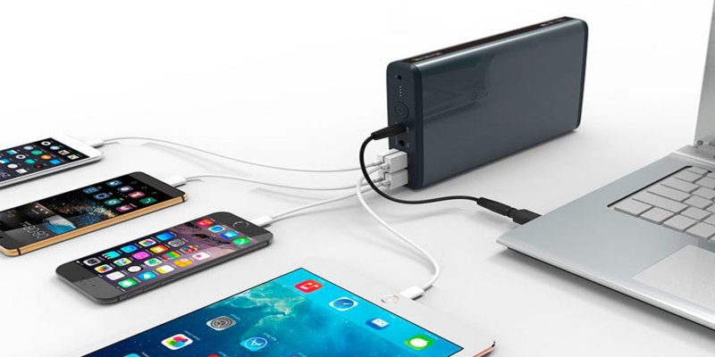 Top 5 Best High-Capacity Power Banks with Over 20,000mAh