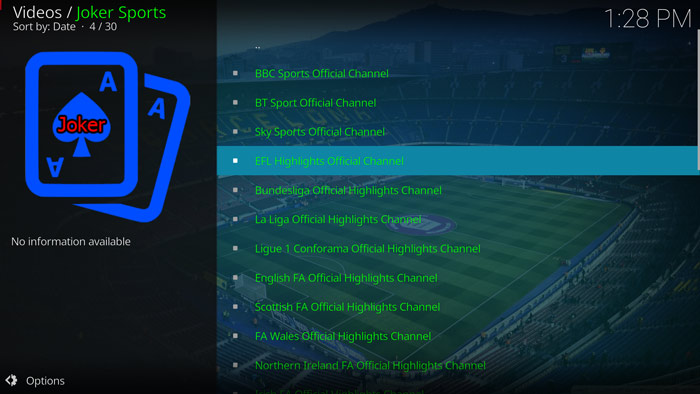 10 of the Best Kodi Add-ons to Stream Your Favorite Sports - Make