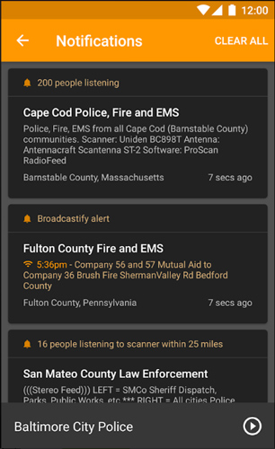 4 of the Best Police Scanner Apps for Android - Make Tech Easier