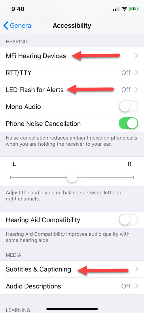 ios-accessibility-hearing