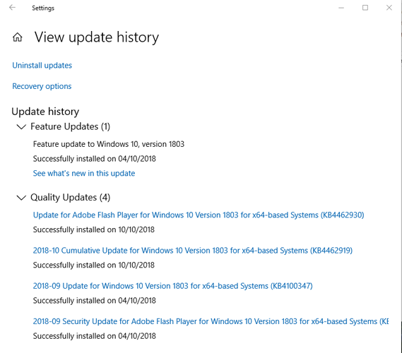 247a1bf3ddc Latest Windows 10 Update Problems and How to Fix Them - Make Tech Easier