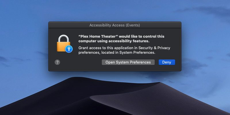 What Do macOS Security and Privacy Permissions Protect You