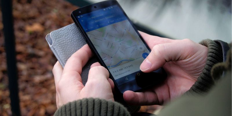 Как отправить сообщение предприятиям на Google Maps