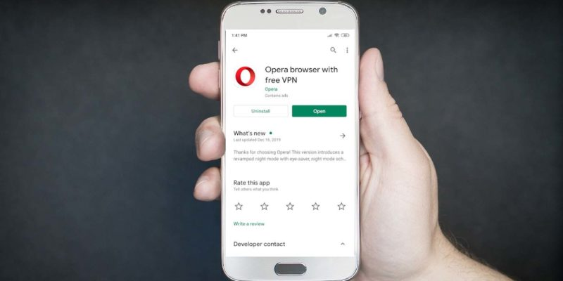 Opera Android Block Cookie Featured