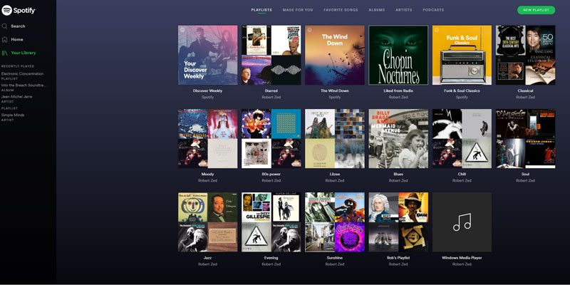 Spotify Web Player Not Working? Here Are the Fixes - Make