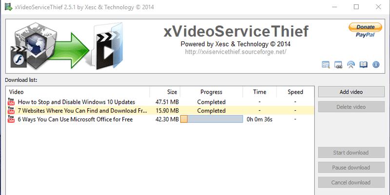 xvideoservicethief ubuntu softwares