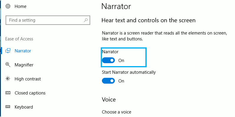How to Use Windows Narrator to Convert Your Text to Speech