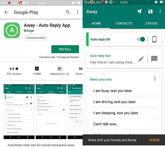 How to Auto Reply from Multiple Messenger Apps - Make Tech